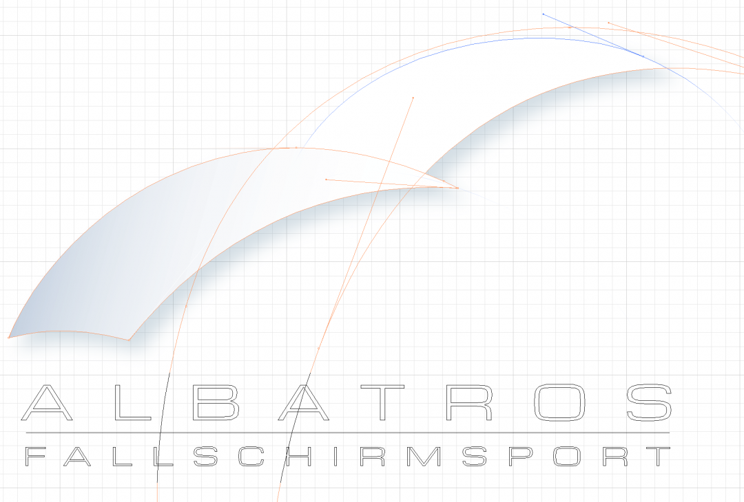 Albatros Logotype Design